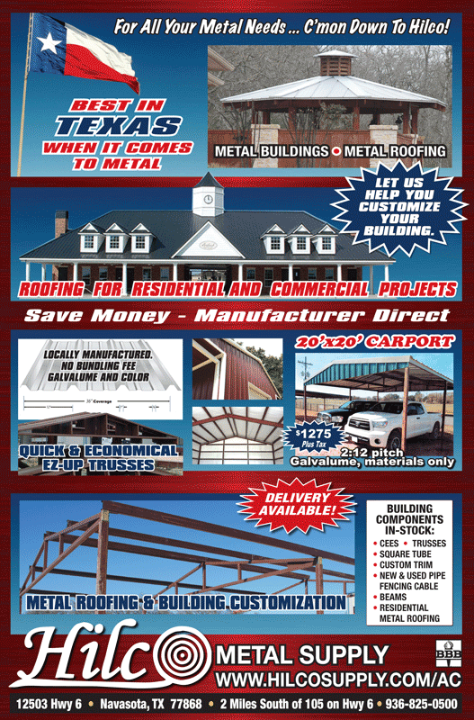 American Classifieds Carport Special