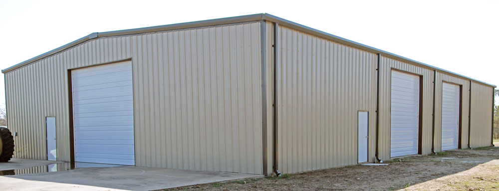 Metal Building Large Roll-up Doors
